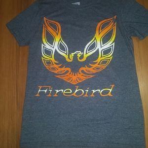 """Vintage"" GM official licensed  firebird t-shirt"